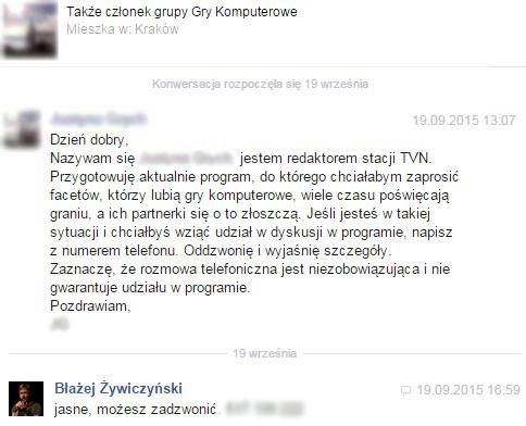 rozmowa z redaktorem TVN _gry szkodzą (1)