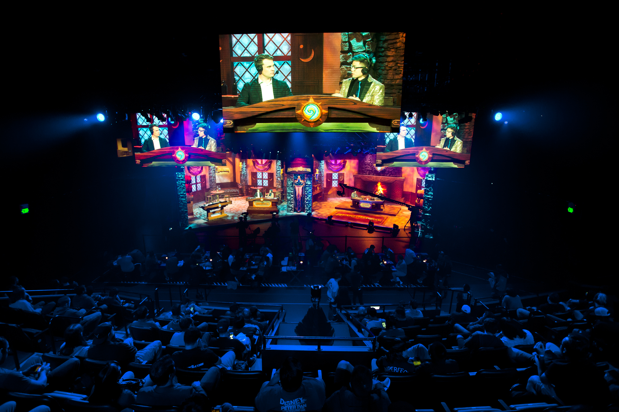 Hearthstone e-sport: HCT_Summer_Championship_Day_1__